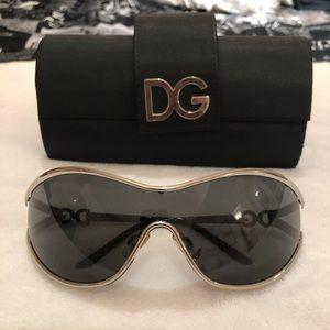 Dolce and Gabbana Sunglasses & Case
